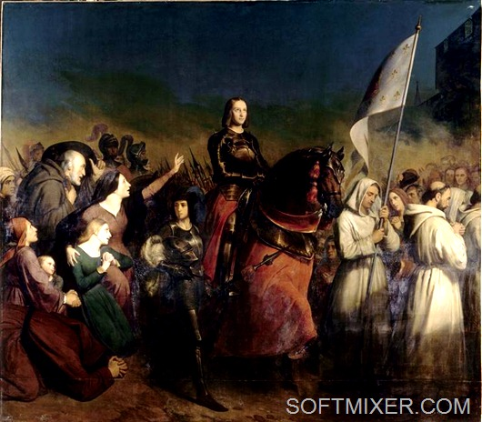 Henry-Scheffer---The-Entry-of-Joan-of-Arc-into-Orleans_-8th-May-1429---1843