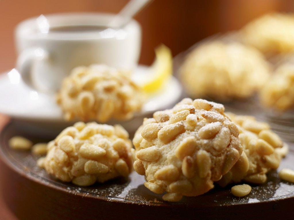 Печенье «Морские камушки»