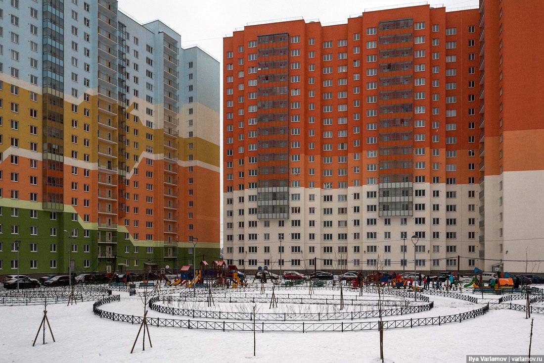 Питерское гетто