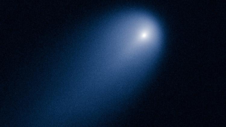 Комета Айсон (Исон) разрушается?