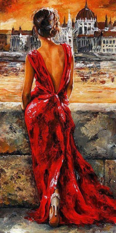 художник Имре Тот (Imre Toth) картины - 18