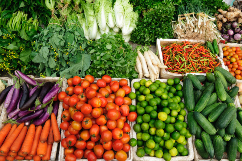 Где лучше покупать продукты: на рынке или в супермаркете. Изображение номер 6