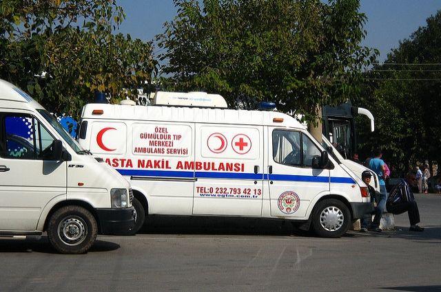 В Турции 11 человек погибли в результате ДТП с автобусом