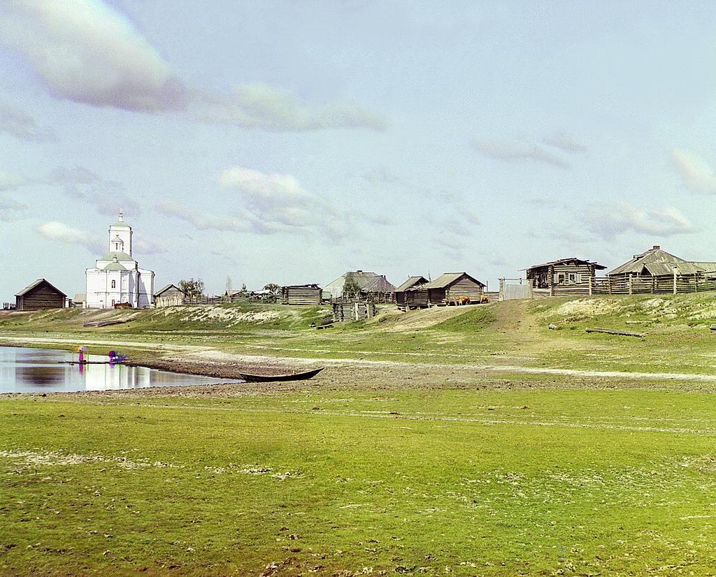 Редчайшие цветные фотографии Российской империи начала 20-го века