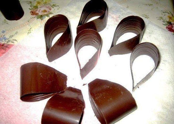 Торты украшенные бантами из шоколада фото