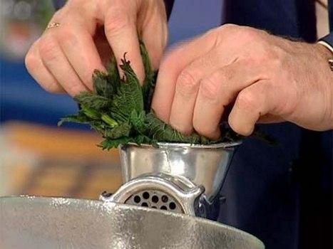 Сок из крапивы: удивительные целебные свойства!