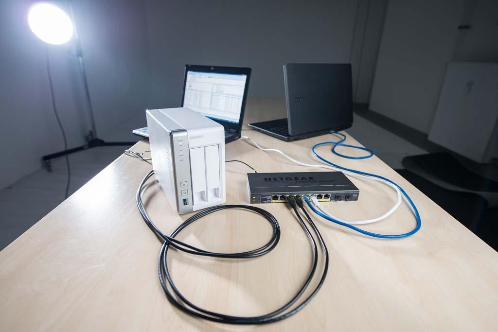 Удваиваем скорость домашней сети: практические испытания технологии агрегирования каналов