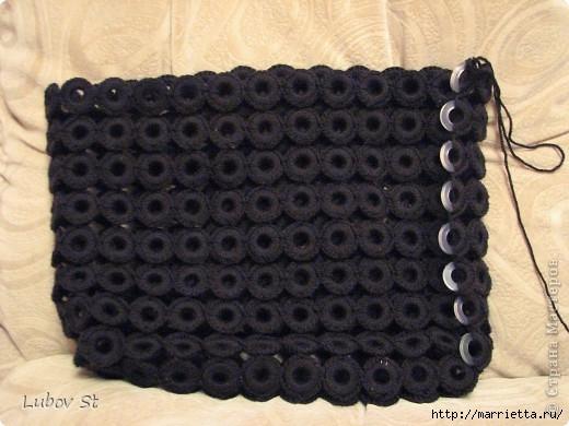 Сумочка из колец с бисером. Вязание крючком без отрыва ниток (12) (520x390, 135Kb)