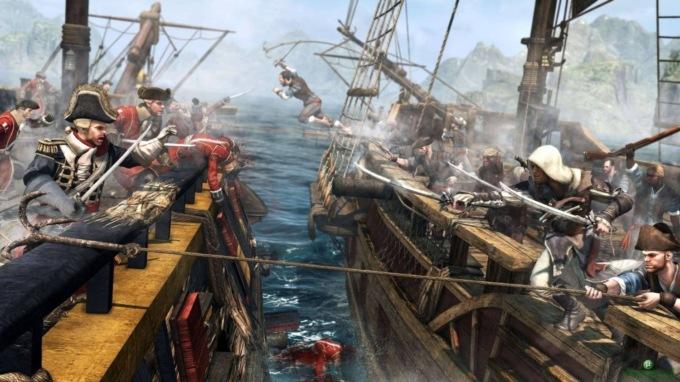 Assassin's Creed IV: Black Flag будут раздавать бесплатно