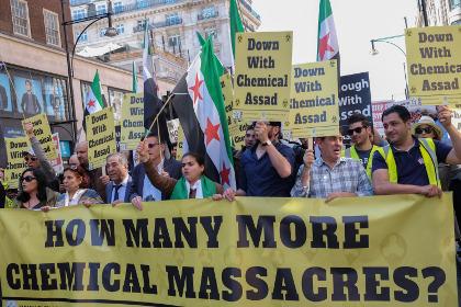 Правозащитники указали на фальсификацию свидетельств химатаки в Сирии