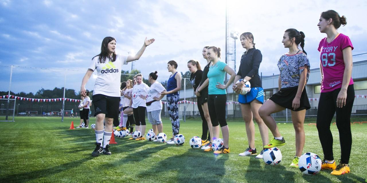 Почему все в восторге от футбола: история одной тренировки