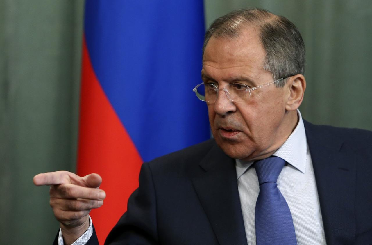 Лавров о Донбассе: «Русские своих в беде не бросают»