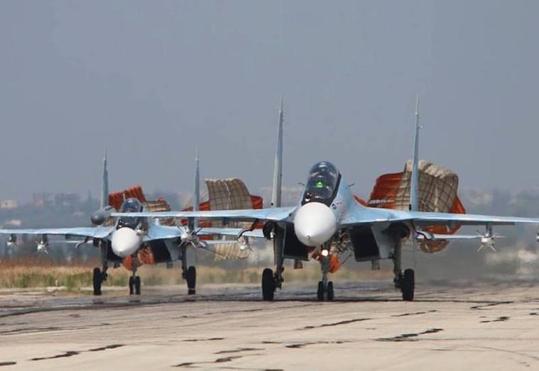 «Не хотим, чтобы они в нас врезались». Пилоты ВВС США пожаловались на российских летчиков в Сирии