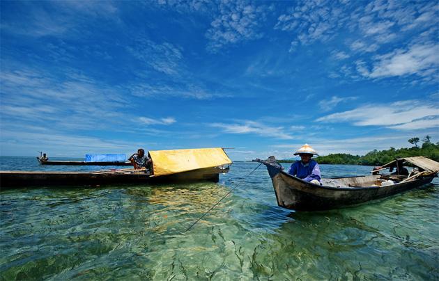 Морские цыгане баджо: люди, которые не живут на суше