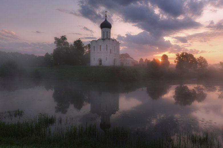 Тихая православная Русь и другие фотоработы настоящего профессионала своего дела