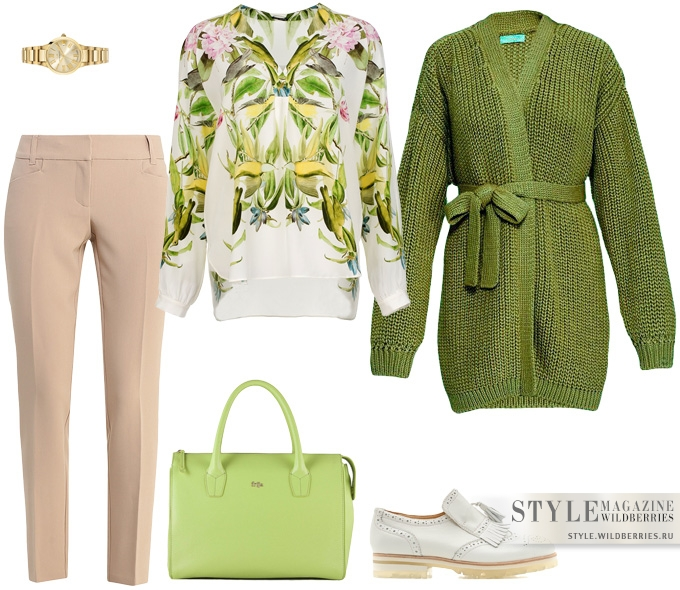 Самые модные цвета весны: 5 образов от стилистов