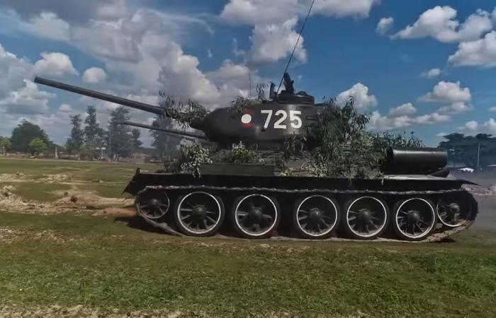 Вооружение, сохранившееся со времен Второй мировой войны, актуальное и сегодня
