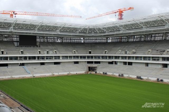 Стадион в Калининграде откроется 22 марта матчем «Балтики» и «Шальке»