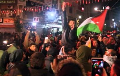 Арабский мир встретил протестами решение Трампа по Иерусалиму