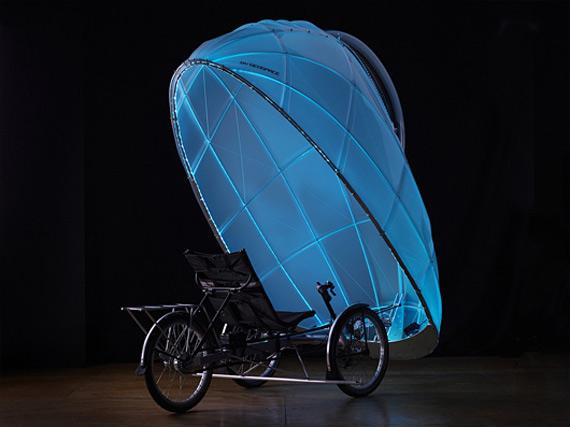 FireFly: Всепогодный велосипед
