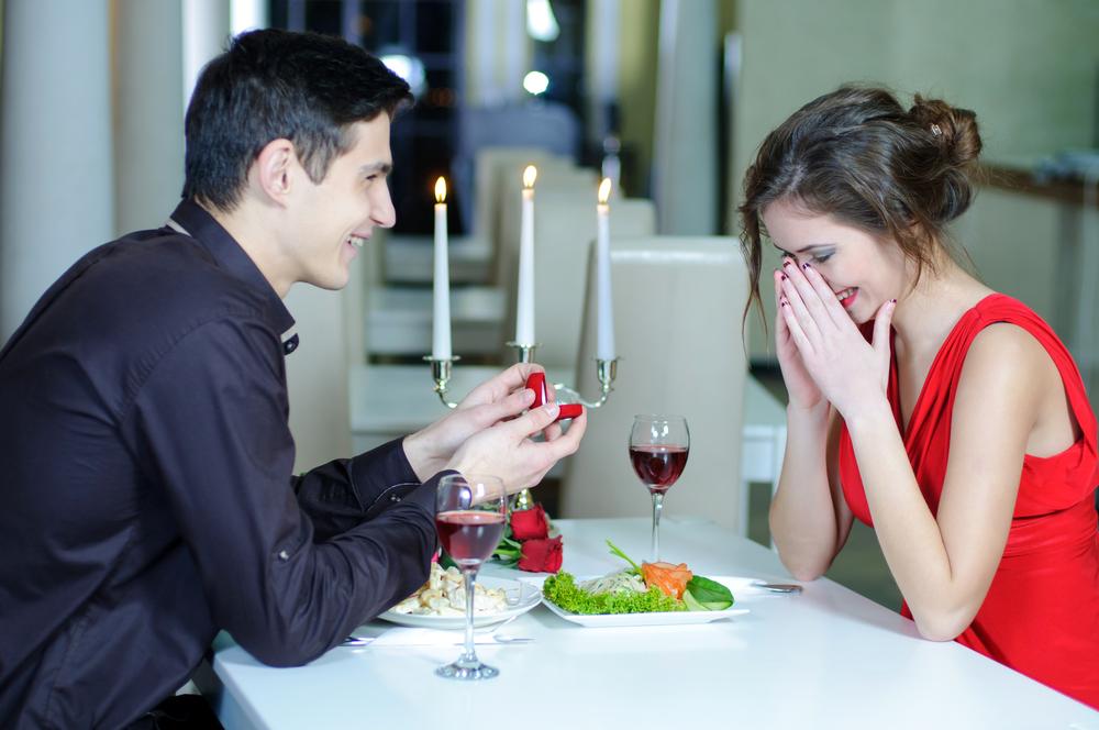 Как любимой девушке сделать предложение девушке