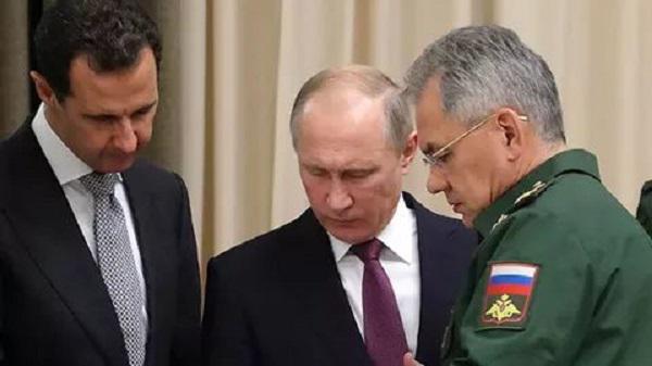 Россия выводит войска из Сирии: Владимир Путина объявил о победе