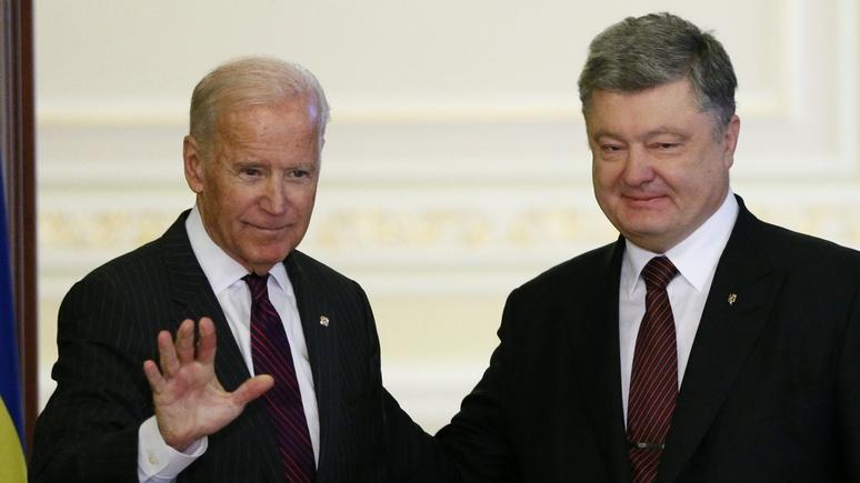 Le Figaro: Джо Байден приехал в Киев, но обнадёжить Украину не смог