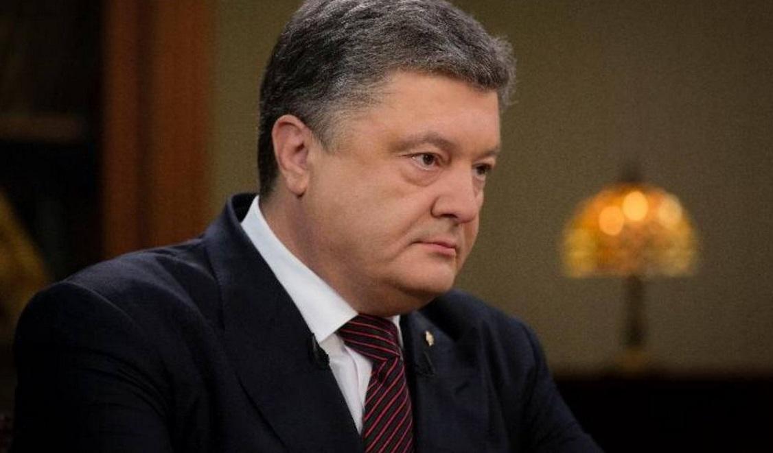 «С 8 марта, Петр Алексеевич» — Порошенко публично опозорили в Украине