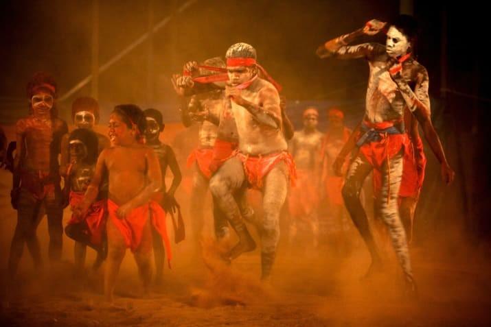 Древнейшие племена мира австралия, доказательство, животные, мир, природа, туризм, фотография