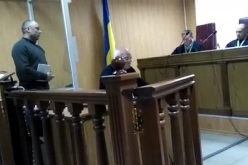 Одесский политзаключенный жалуется, что в СИЗО не исполняют решение суда