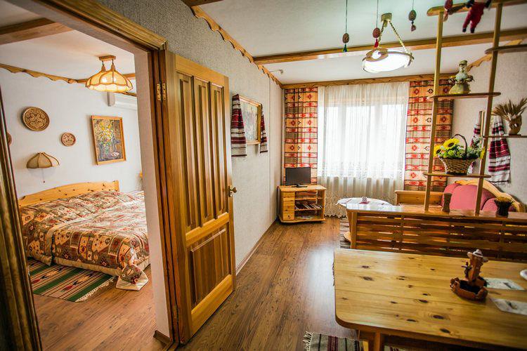 Дизайн квартиры в украинском стиле