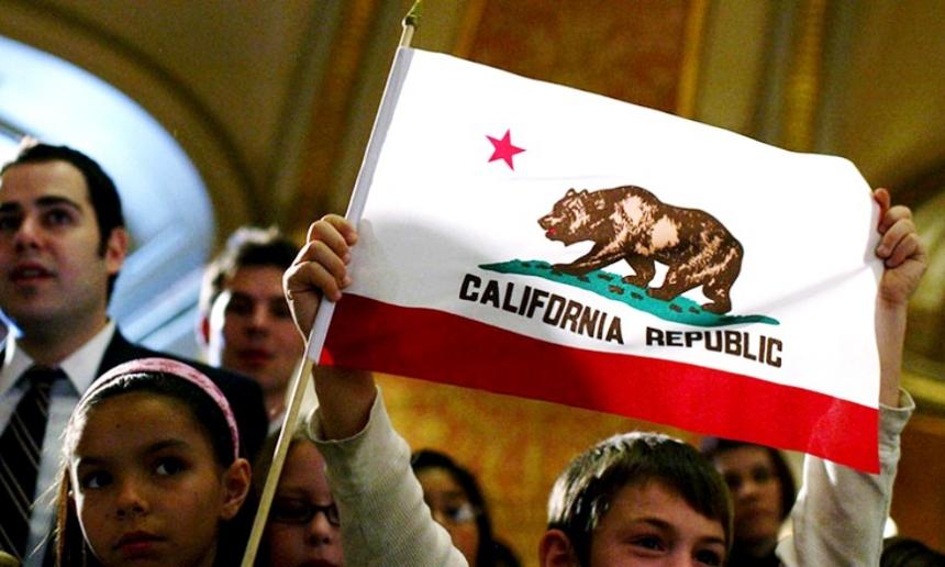 Окончательно и бесповоротно: Калифорния хочет отделиться от США в 2018 году