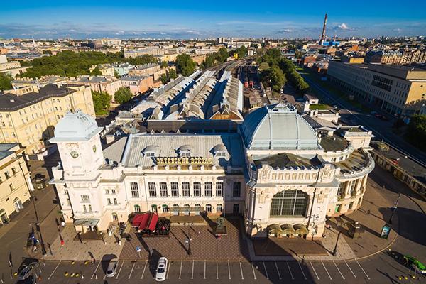 Пять старинных вокзалов России, действующих и в наши дни