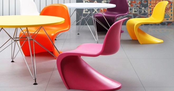 Пластиковые стулья - интерес…