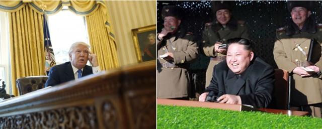 СМИ: США не будут применять военную силу против КНДР