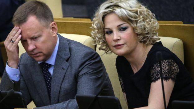 Тёща экс-депутата ГД РФ Вороненкова поблагодарила бога за смерть зятя