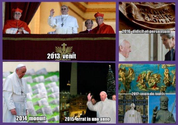 Код Ватикана: зашифрованное послание об Апокалипсисе-2017