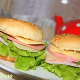 """Сэндвич """"Скорость""""...как его готовят настоящие мужики!"""