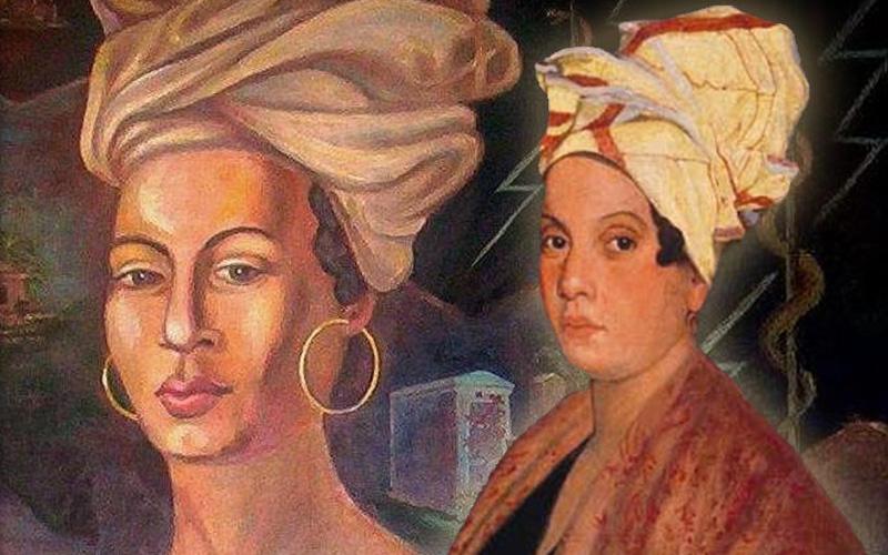 Культ Вуду: Мария Лаво,1794–1881
