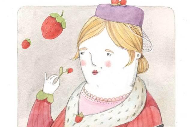 В кардиологию регулярно помещали очень культурную даму благородных кровей...