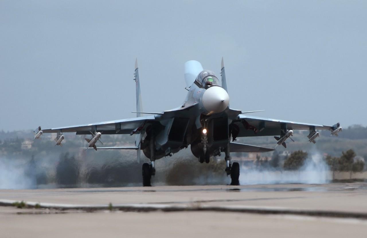 Пентагон заявил, что Россия извинилась за авиаперехват в Сирии