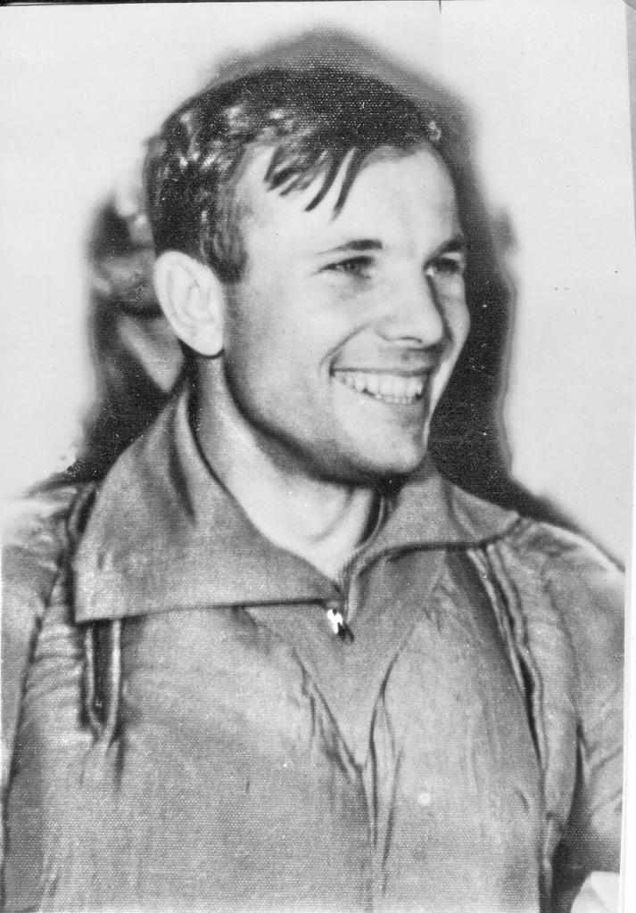Через 2 часа после приземления. СССР, Ю. Гагарин, история, факты, фото