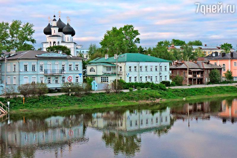 Вологда. К Северянину и Верещагину