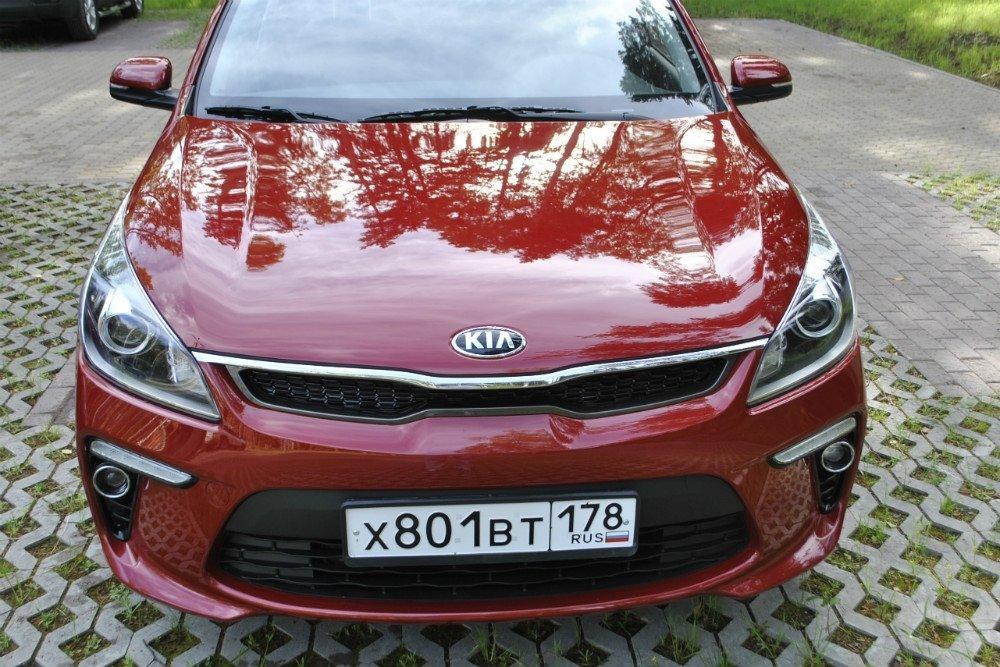 Тест-драйв: Станет ли новый Kia Rio бестселлером