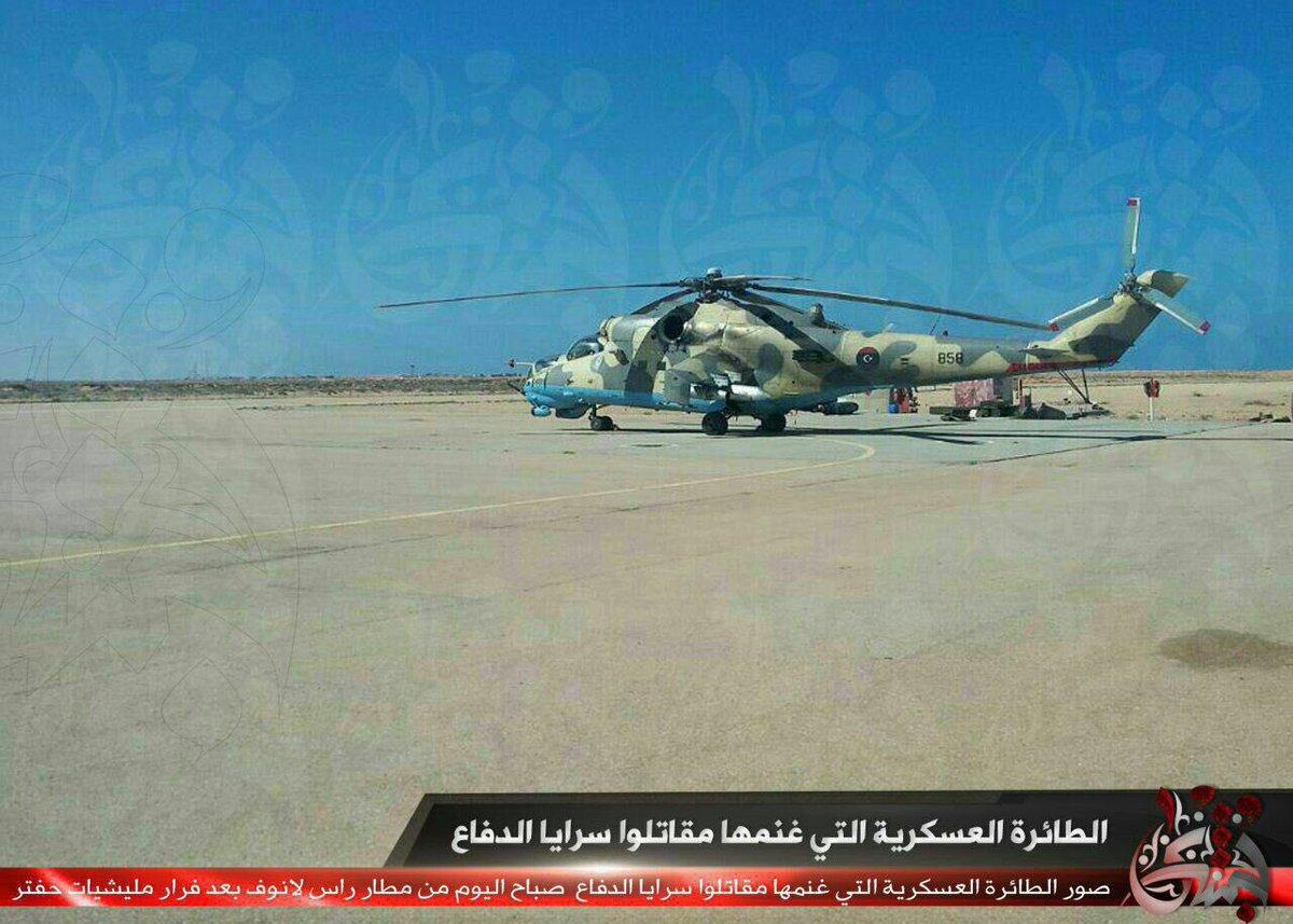 Согласно ООН, ОАЭ поставляют боевые вертолеты и самолеты ливийскому маршалу Хафтару