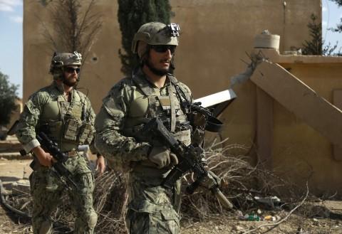 В составе курдских отрядов самообороны в Сирии появился спецназ