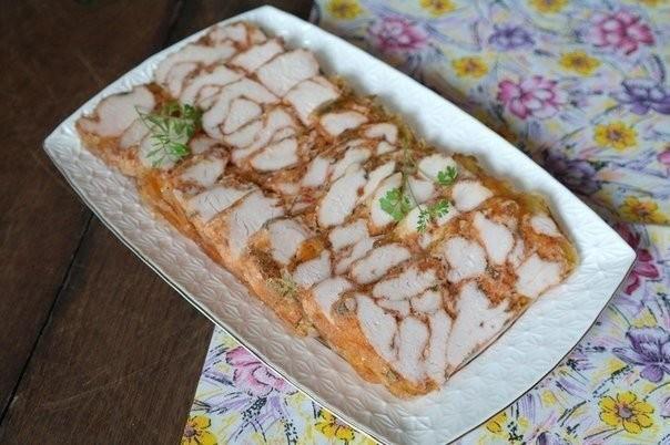 Мраморное мясо - изумительно вкусно и смотрится изумительно!