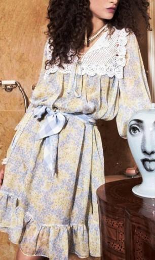Rossella Jardini Круизная коллекция 2017 — шикарная коллекция для любительниц нежного бохо