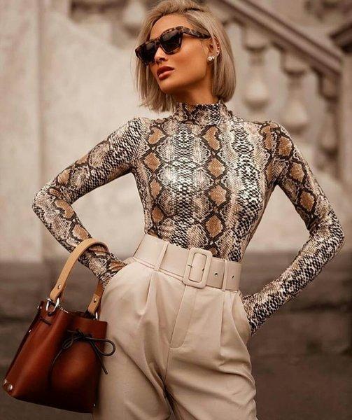 И в пир, и в мир: 16 модных блузок зимы для любого случая