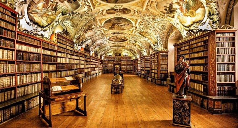 библиотеки Европы